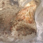 Rupestrian ancient cave painting 1_