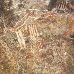 Rupestrian ancient cave painting 2_